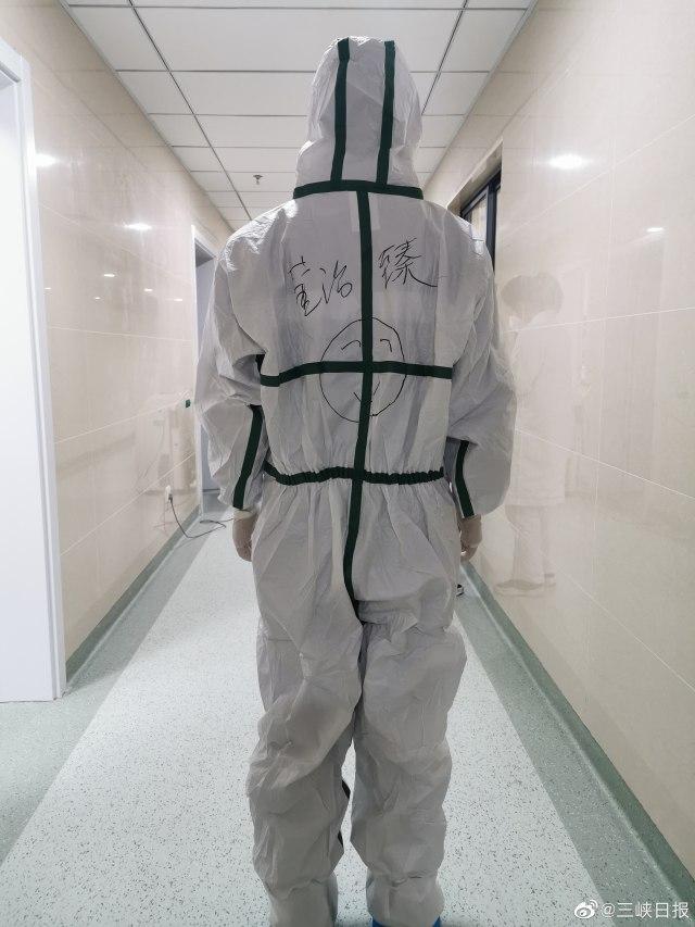 宜昌市第一人民医院董治臻:病人好转就是我坚持的最大动力
