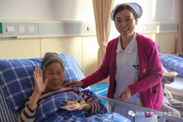 出发!萧山中医院呼吸内科护士长周玲红驰援武汉,望平安归来!