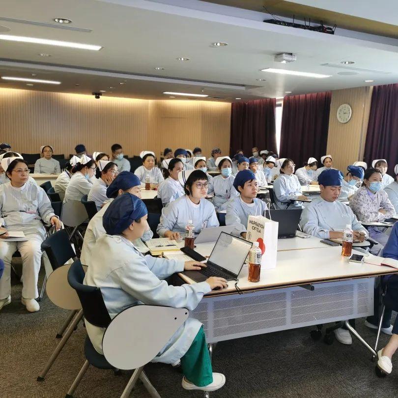 跳出护理看护理:2021 年护士长管理培训班正式开班