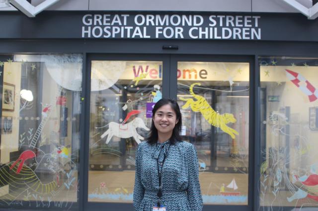 关注儿童健康,中英儿童医院密切跨境合作在继续