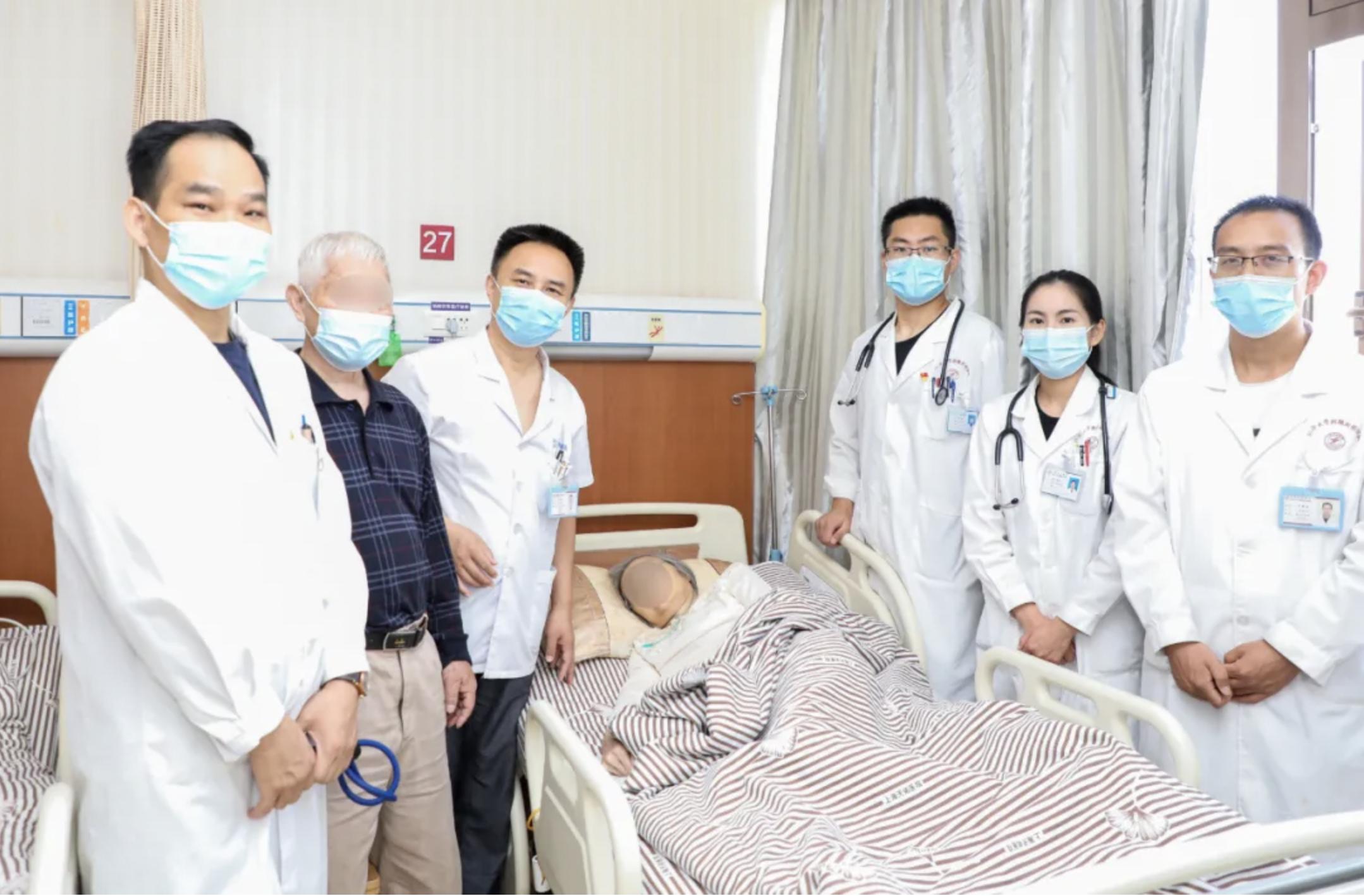老人急性心肌梗死,急诊病区专家联动让病人重获「心」希望