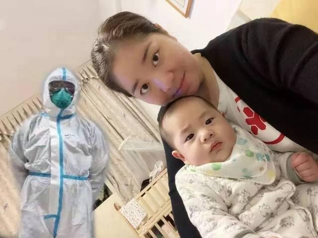 抗疫情前线故事:男护士晒出 PS「全家福」与家人团圆!
