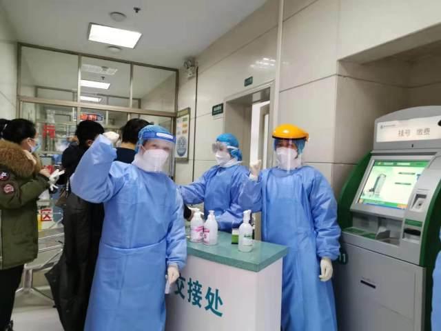 疫情来袭显担当——黄石市中心医院耳鼻咽喉科抗击新冠肺炎的故事