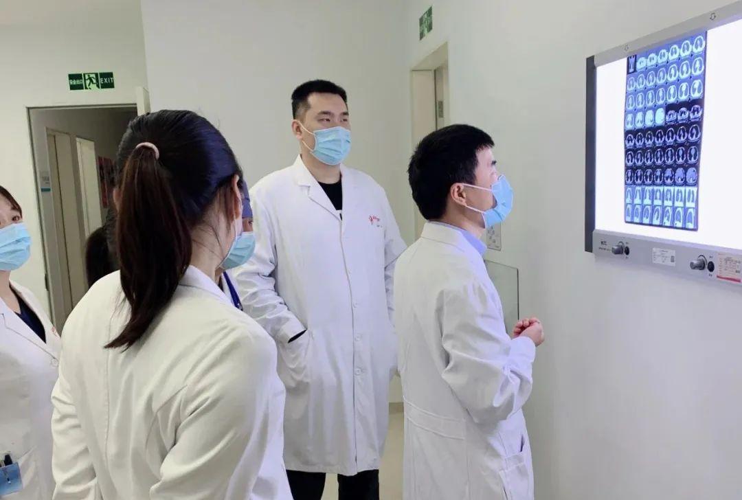 胸科医院完成一例高难度 CT 引导下肺穿刺活检术