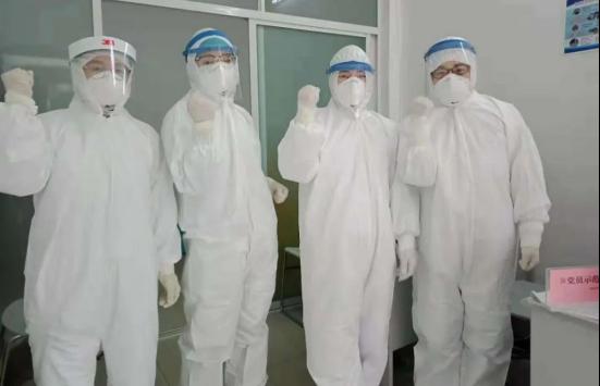 心连万里,共克「新冠」广州泰和肿瘤医院捐赠医疗物资送抵荆州