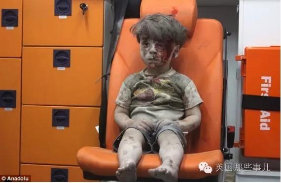战火中的儿童:为什么他如此茫然?