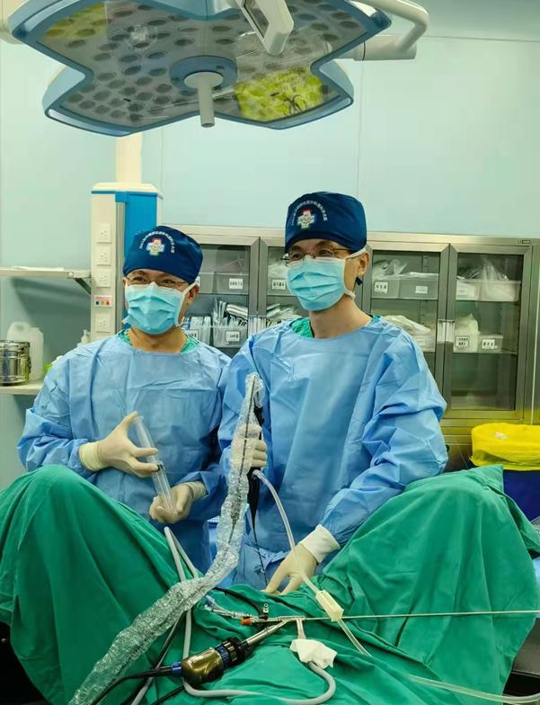 海军军医大学第三附属医院泌尿外科团队完美亮相「2021 东方国际泌尿外科男科手术周」