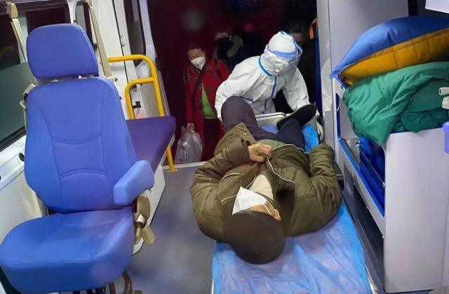 常德市第四人民医院抗击疫情,「四医急救人」冲锋在前
