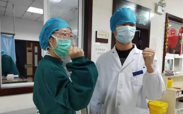 东台市中医院:这场战「疫」中,来自急诊科的感动……