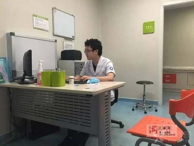 零点未到,这个医院儿科夜间门诊量已经有 917 人次