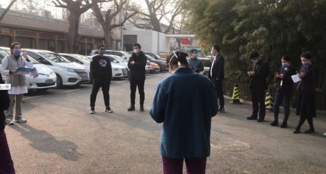北京天坛普华医院多举措全力保障患者安全就诊!