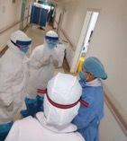来啦,仪征市人民医院 4 名医护从武汉传回的美丽身影
