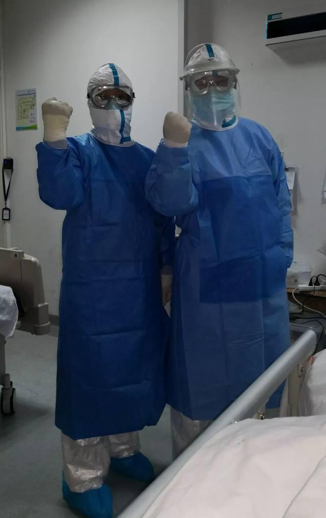 浙江医院:直击「主战场」中她与死神的「短兵相接」