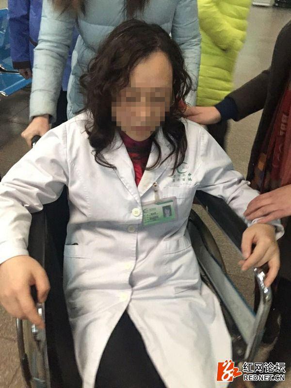 湘潭:药监局公务员殴打医生致脑震荡 怀孕 7 个月医生被打住院