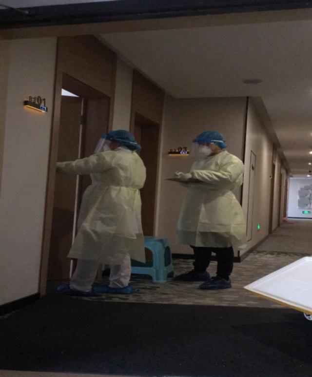 南京江宁区中医院:面对疫情,无所畏惧