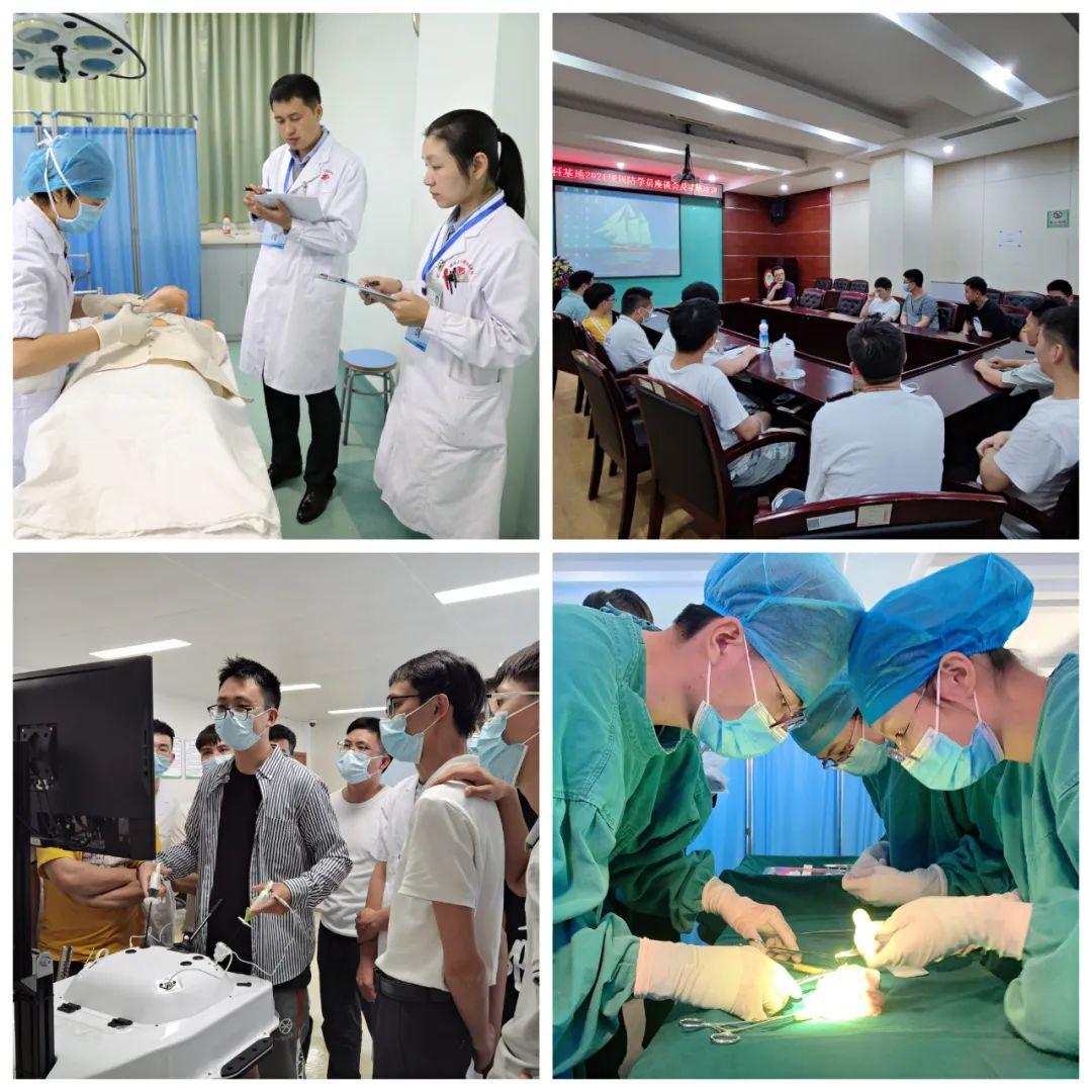 桂医附院外科专业基地获国家级住院医师规范化培训重点专业基地