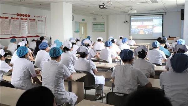 河北医大一院召开全面从严治党暨行风建设工作会议
