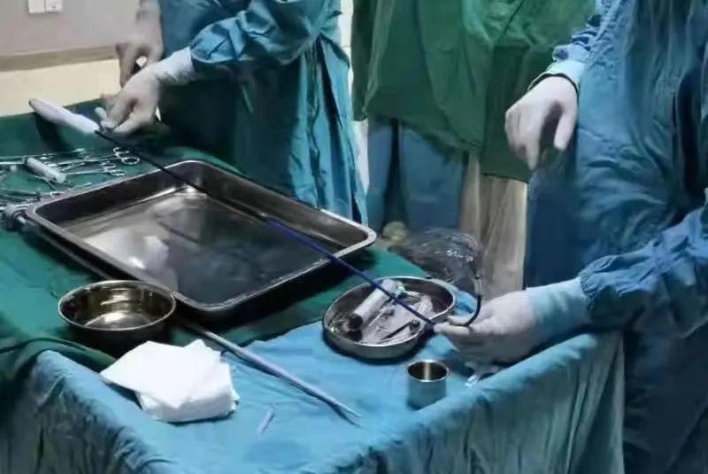 阜阳市妇女儿童医院成功实施医院首例无导线胶囊起搏器植入术