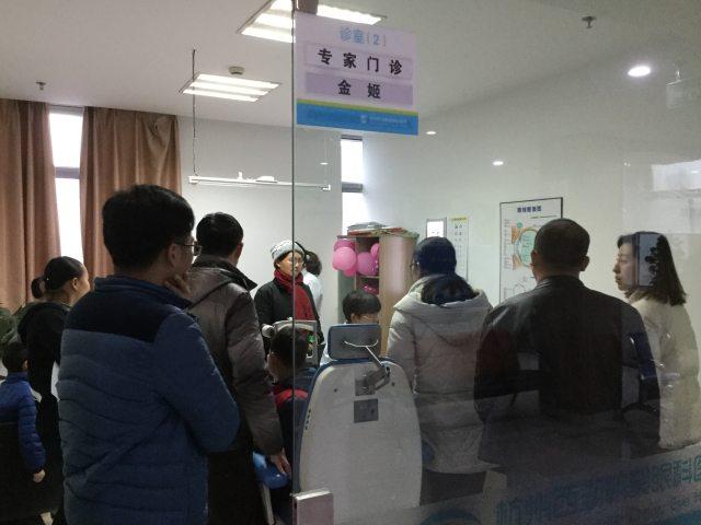 寒假里,杭州朝聚眼科医院让孩子改「斜」归正