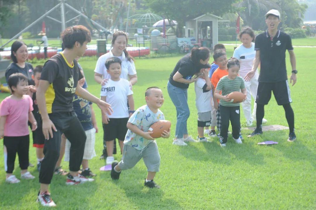 深圳市妇幼保健院成功举办「小熊健康管理亲子培训班」
