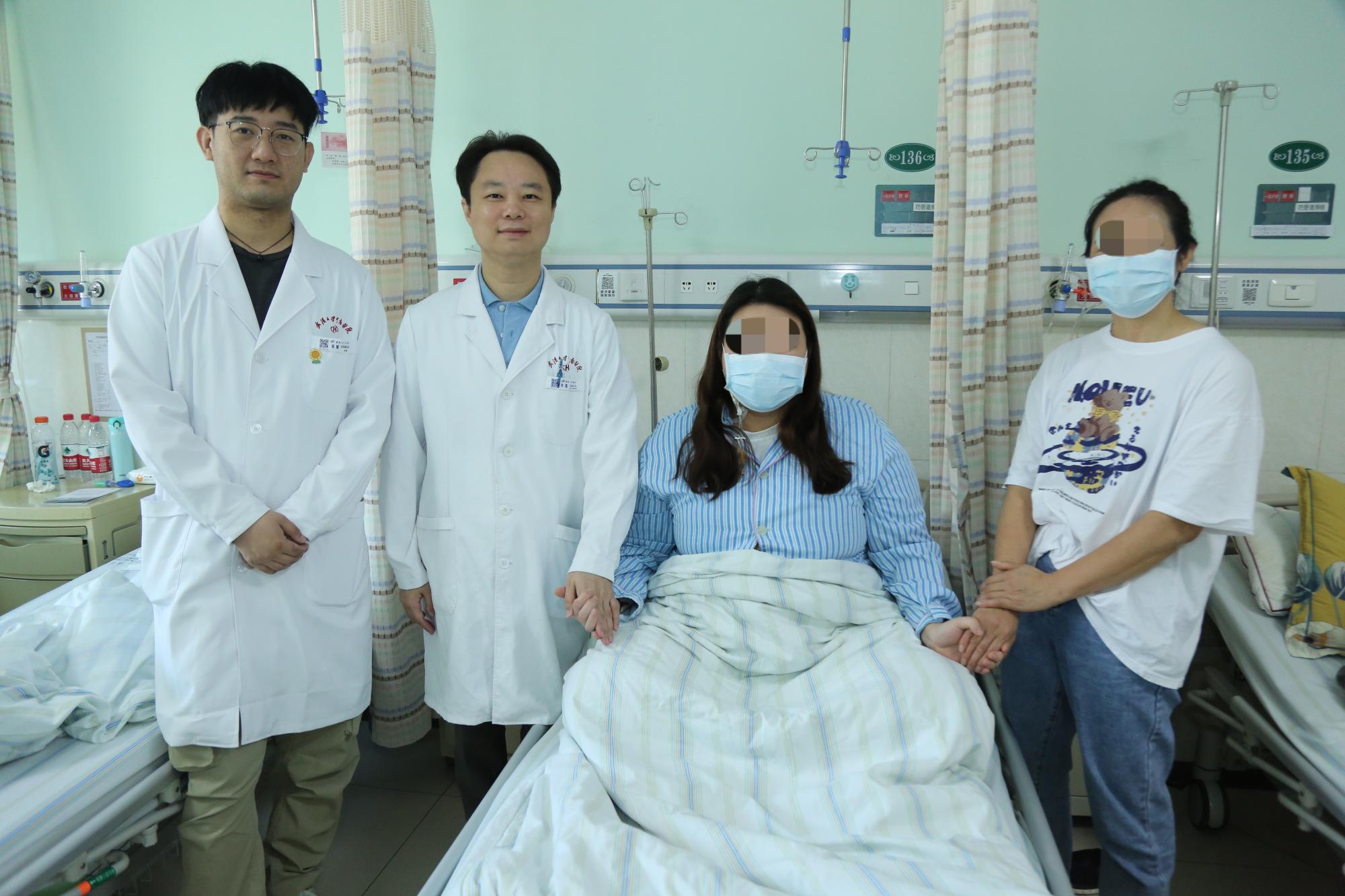 陪护骨折母亲被建议切胃减重,240 斤女子 2 年后终于下决心手术