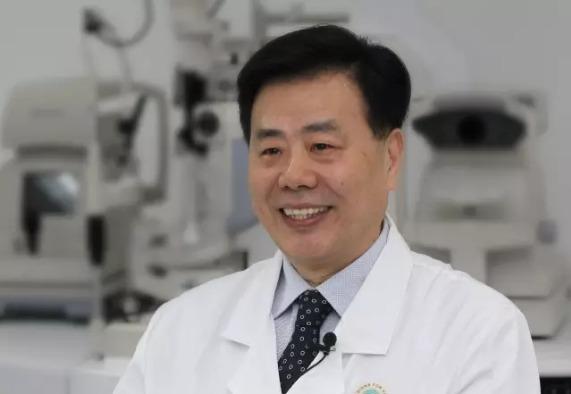 浙医二院姚克教授担任中华医学会眼科学分会主任委员