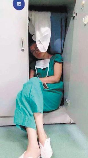 被「最美」道德高帽压迫下的医疗行业