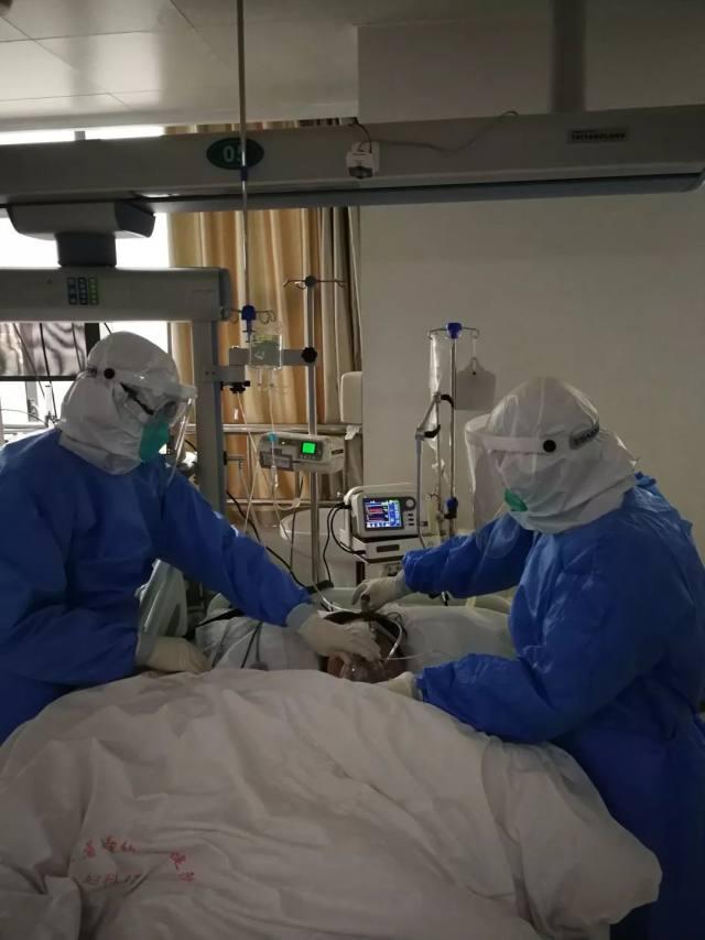 武汉市第六医院抗疫先锋朱国超:抗疫战场,我绝对不能倒下!