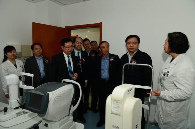 西安交大一附院眼视光中心与屈光手术中心正式开业