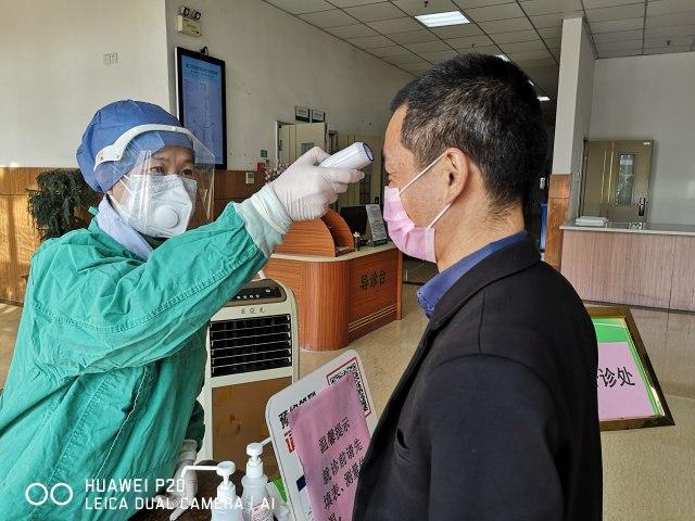 厦门医学院附属口腔医院坚守在疫情防控的第一线