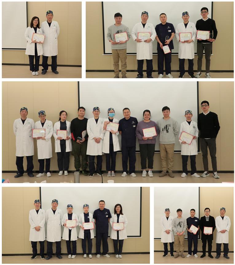 病例展风采 竞赛促提升   汕头口腔医疗中心成功举办首届病例竞赛