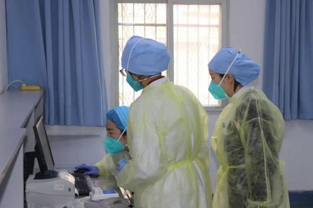 华润武钢总医院:发热视线丨她们一直在这里,并愿意继续在这里坚守