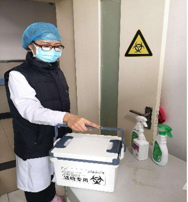 疫情防控保卫战:航空总医院检验人全力以赴 共赴时艰