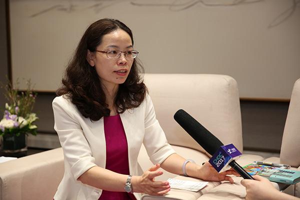 专访深圳市光明新区中心医院副院长王利玲
