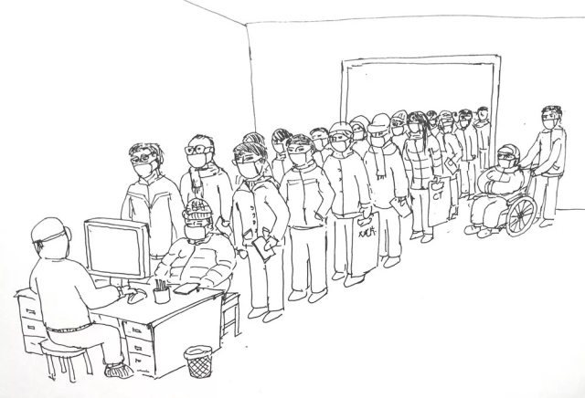 漫画里的南京医科大学第二附属医院援鄂医疗队,看完热泪盈眶!