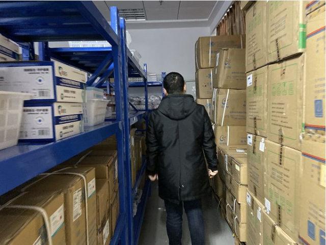 温医大附属台州妇女儿童医院|从仓管小白到仓储能手