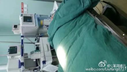 四川一急诊科医生被刺 导致腹部贯通伤