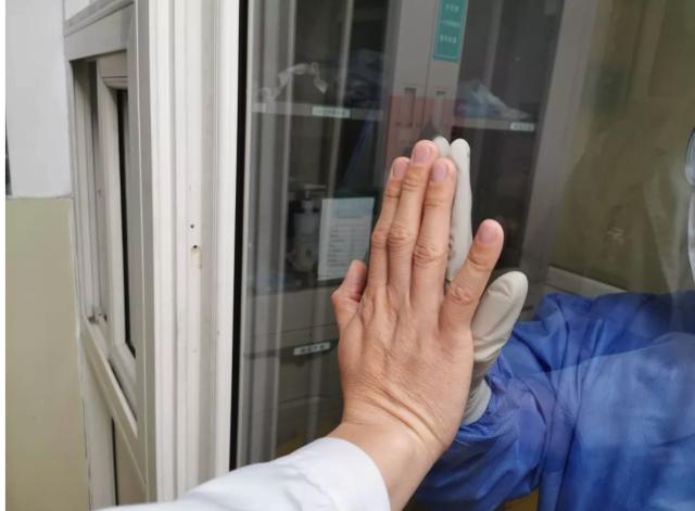 【来自第一医院 第一情怀】淄博市第一医院抗「疫」一线的夫妻档