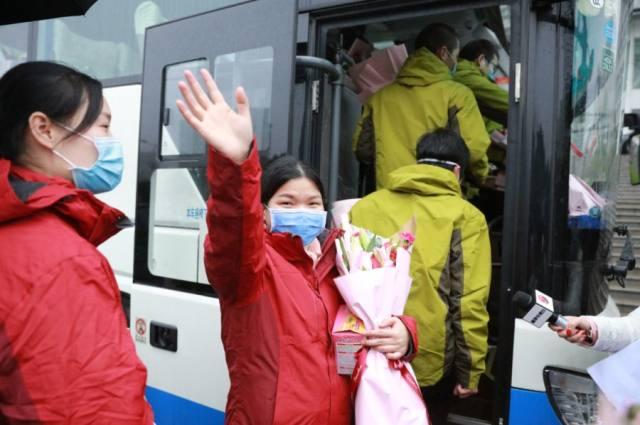 湘潭市妇幼保健院:战疫前线| 走进黄冈