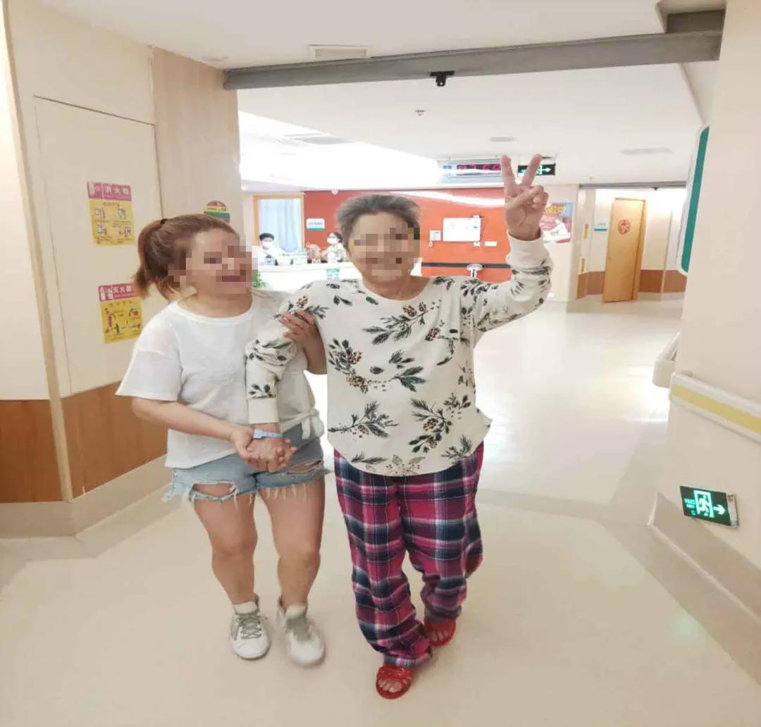从卧床不起到下地行走 莲花医院温暖老年患者康复之路