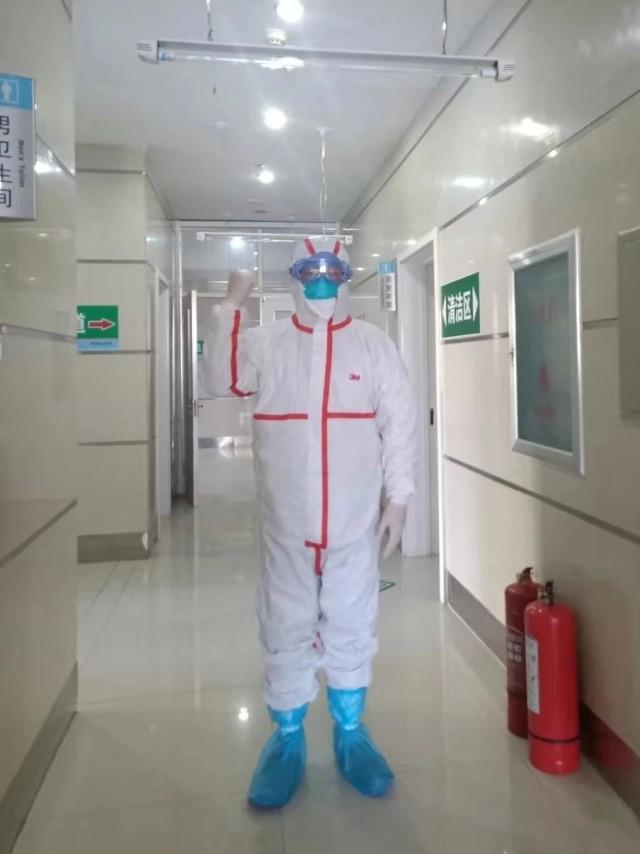 达拉特旗人民医院:疫情当前忠孝难两全 刘瑞春医生心中的遗憾
