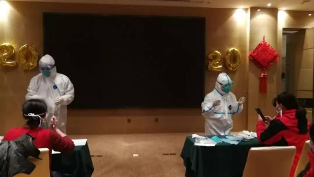 重庆医科大学附属第二医院:24 小时搭建组织、厉兵秣马