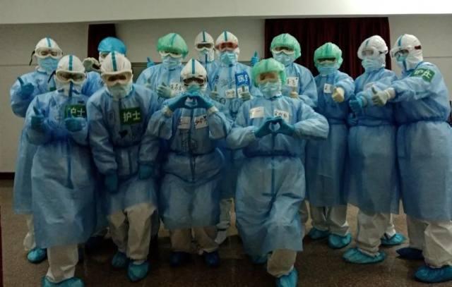 浙江省肿瘤医院台州院区医疗队转战武汉最大方舱医院