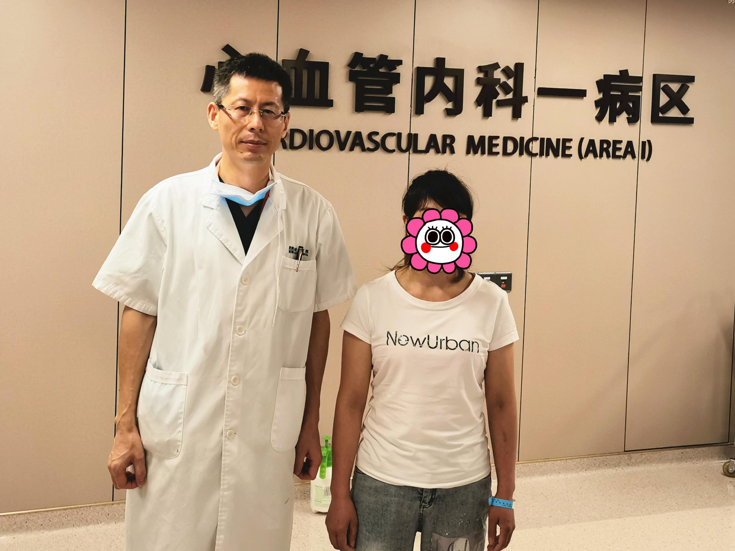 表姐妹心脏先天「破洞」,祈福医院心内科高难度微创「补心」,免开胸之苦