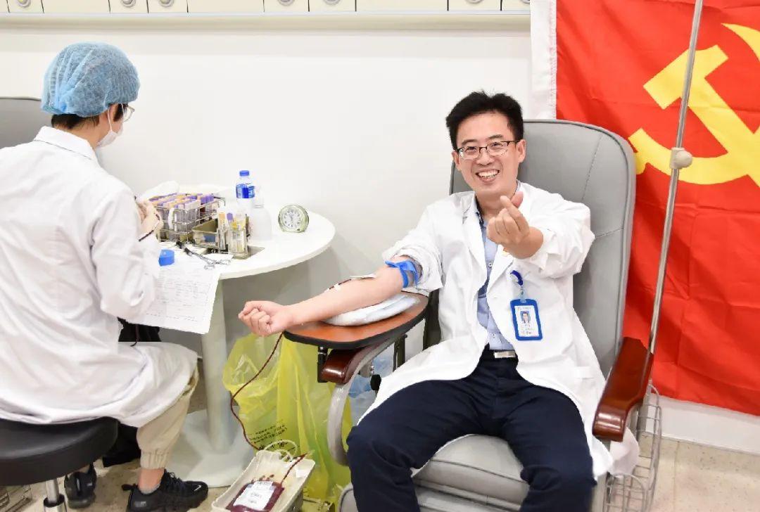 医者仁心,让爱传递|上海阿特蒙医院助力无偿献血