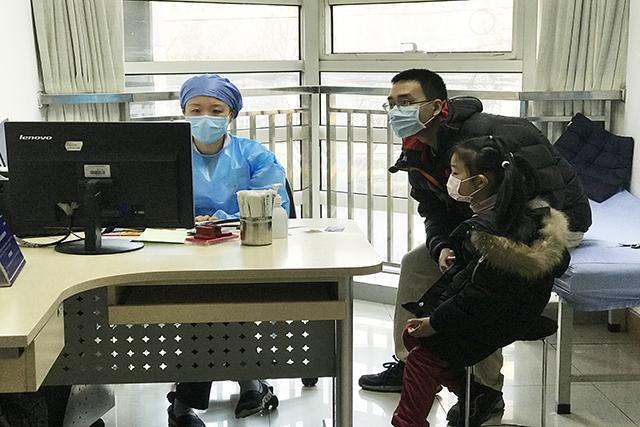 携手抗疫,用心守护儿童健康,航空总医院有这样一群人