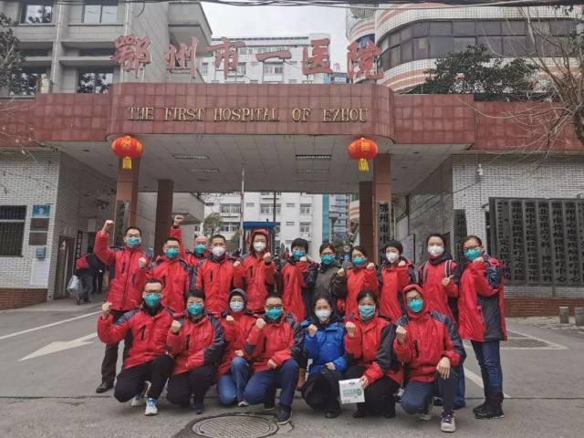北京大学国际医院战疫日记   妈妈,加油!