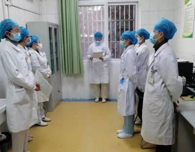 肥城矿业中心医院:坚守防控最前线的「硬核」孕妈
