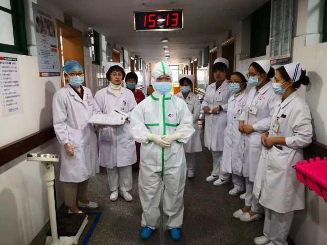 逆行出征!国控医疗涵江医院 2 名护士赴湖北支援