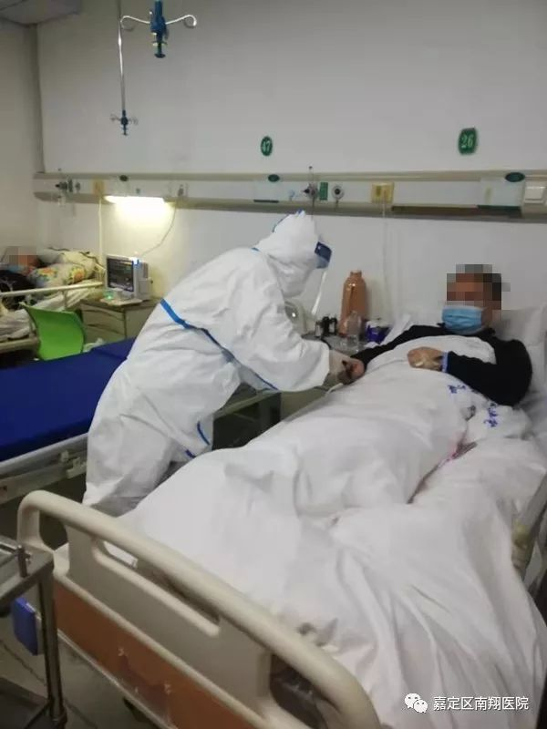 【援鄂连线】南翔医院第一批援鄂医疗队员刘芬